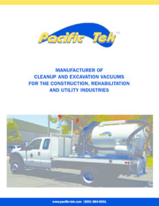 thumbnail of Pacific-Tek Vacuum Excavators brochure Email1